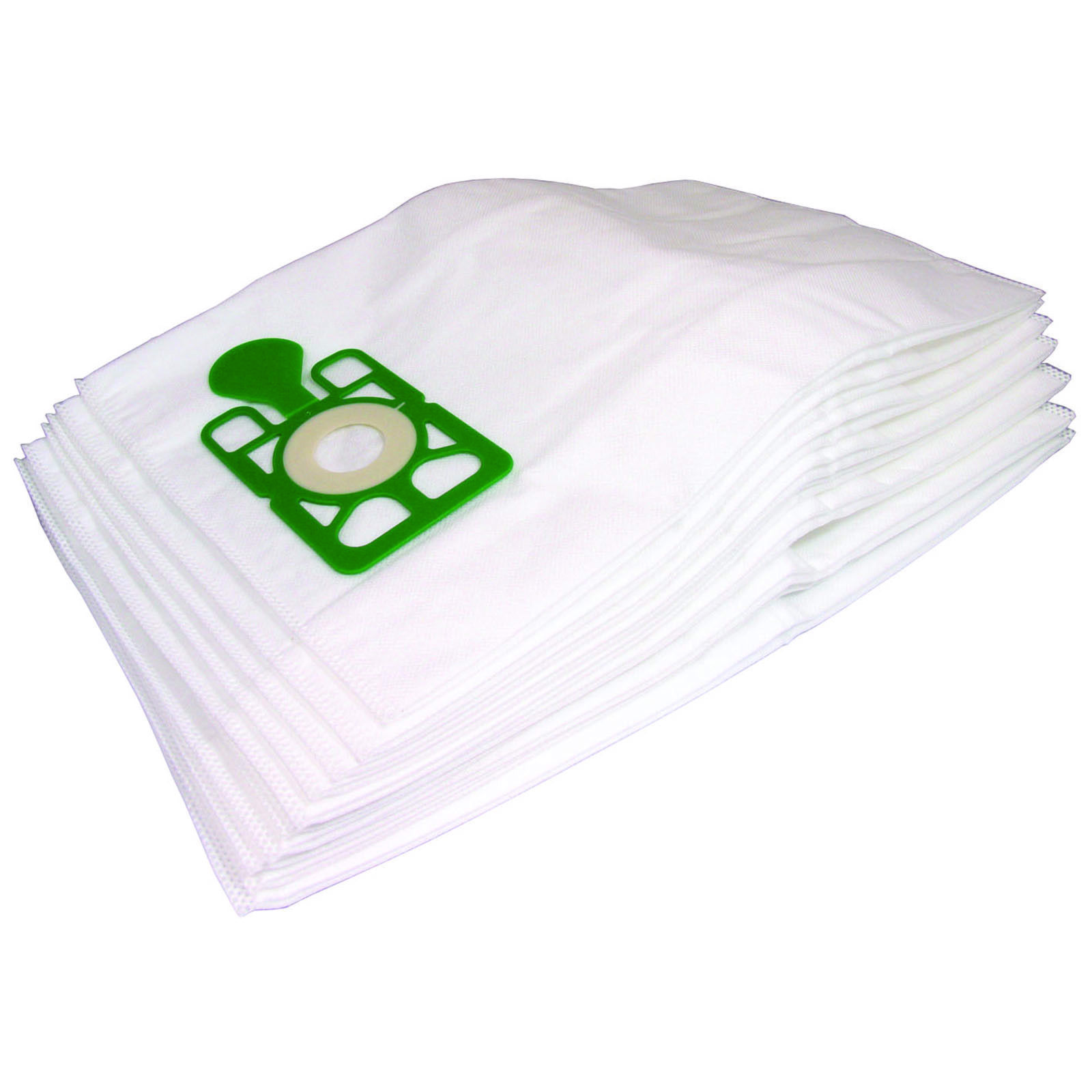 10 x Numatic EDWARD EVR370 Microfibre Vacuum Cleaner Dust Bags