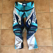 Oneal top of the line MX pants size 34. Castle Hill The Hills District Preview