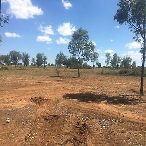 Osborne contracting dozer hire and spraying services Capella Central Highlands Preview
