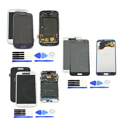 LCD Screen Display+Digitizer Touch+Tools For Galaxy S3 S4 S5 4' Touch Screen Display