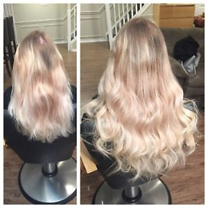 PRO HAIR EXTENSIONS TAPE IN AND FUSION SAFE