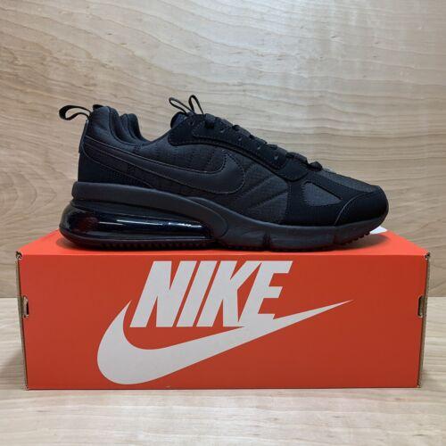 Nike Air Max 270 Futura Size 11 Running Shoe Triple Black