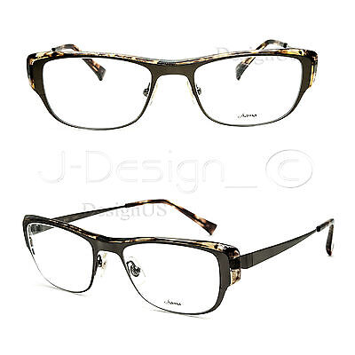 Sama EVO TORT Eyeglasses Rx Eyewear - Made in Japan - New Authentic