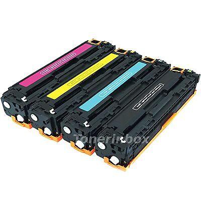 4PK CE410A CE411A CE412A CE413A Toner Set for HP 305A Laserjet Pro 400 M451 M475
