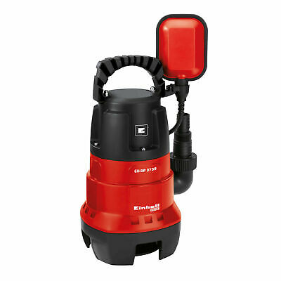 EINHELL 370W SUBMERSIBLE CLEAN DIRTY WATER PUMP 9000 LPH AUTOMATIC FLOOD PUMP