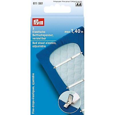 Bettlakenspanner Bettuchspanner Betttuchspanner PRYM 611561 Bett Tuch Spanner