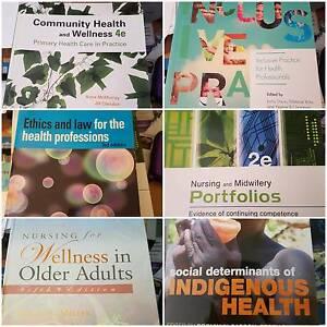 Nursing textbooks Kelmscott Armadale Area Preview