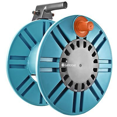 GARDENA WALL FIXED HOSE REEL WITH GUIDE Prevents Water Spill *German Made