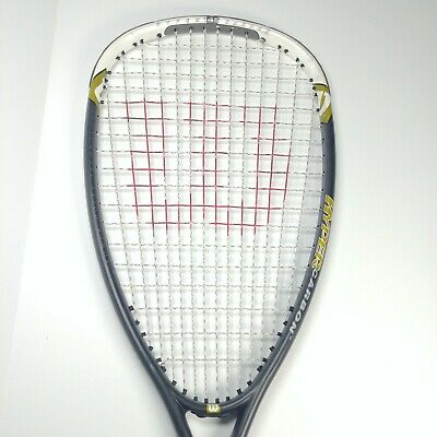 Wilson Hammer Pro de Squash 3 Squash Balles