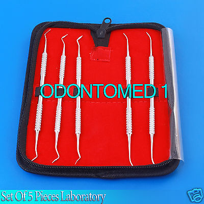 Set Of 5 Pieces Laboratory Instruments Kit,ODM-1143 for sale  Shipping to Canada