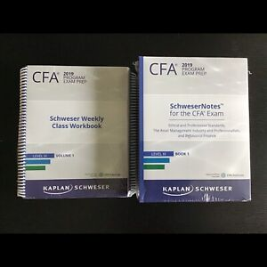 CFA Level 3 Text Books (2019)