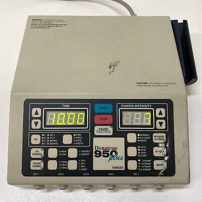 Dynatronics Dynatron 950 Plus Multi-frequency Ultrasound Generator