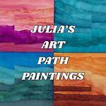 Julia's Art Path Paintings
