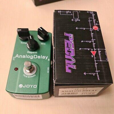 Joyo Effect Pedal Analog Delay JF-33 MUS1