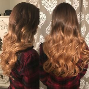 Top quality hair extensions expert $280+