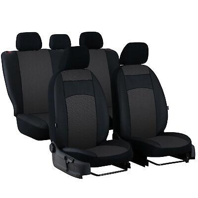 VGG1 KIA Picanto I Maßgefertigte Velours Sitzbezüge Autositzbezüge