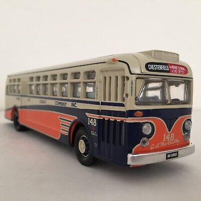Corgi 54103 GM 4507 Bus - Lionel City Coach Company Inc. 1:50 NIB!   ** SALE! ** - Party City Sale