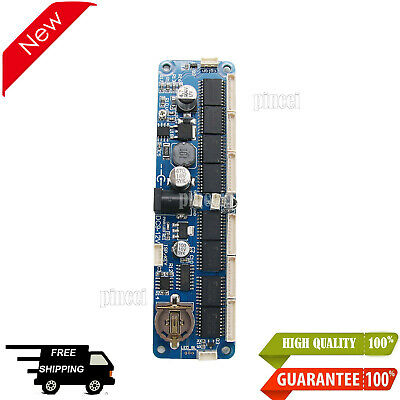 6-digit Nixie Tube Board Remote Control Nixie Tube Clock Diy Kit For In12141