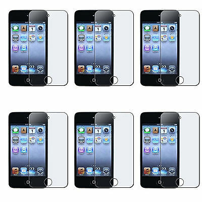 6X CLEAR LCD Screen Protector Cover Shield for Apple iPod Touch 4 4g 4th Gen on Rummage