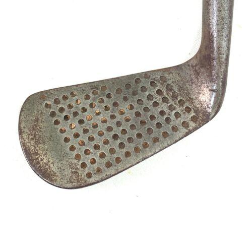 """Mashie Iron 6 Hickory Shaft SW D9 37.5"""""""