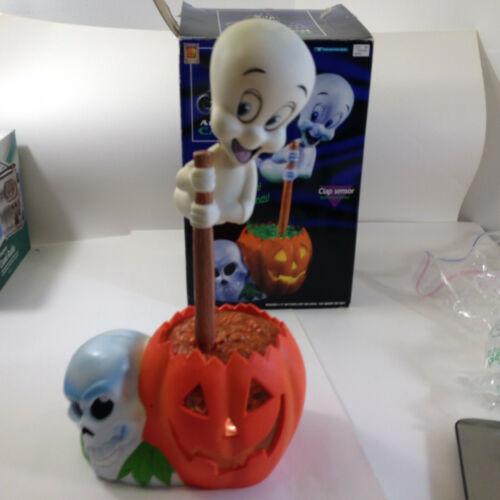 Vintage, Trendmasters Halloween Animated Casper. Motion, Lights & Sounds, 1990