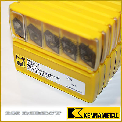 Sale Dnmg 433 Fn Kcp10 Kennametal 5 Inserts Factory Pack