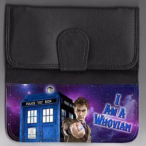 L@@K! Ladies Doctor Who wallet! David Tennant