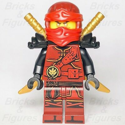 NINJAGO lego RED NINJA KAI hands of time GENUINE 70627 891729 dragon's forge NEW