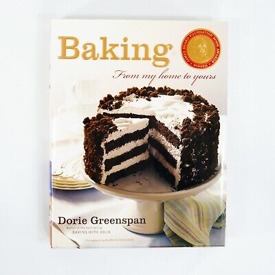 Baking (Hardcover Book, 2006) Dorie Greenspan James Beard Award Winner EUC