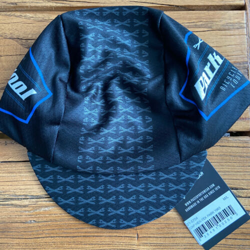 PARK TOOL 1963 HEX-TEK® Wicking Polyester Team Cycling Cap NEW Hat Free Ship !!!