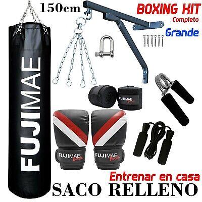 ULTRA FITNESS Boxeo Pesado 4 pies 5 pies Sacos de Boxeo llenos Guantes de mit/ón con Gancho de Techo