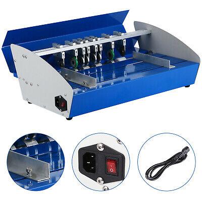 18 Electric 3-in-1 Scorer Perforator Paper Creasing Machine Scoring Creaser Ce