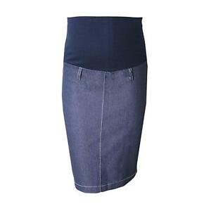 751c9e26a7b4d Maternity Denim Skirts
