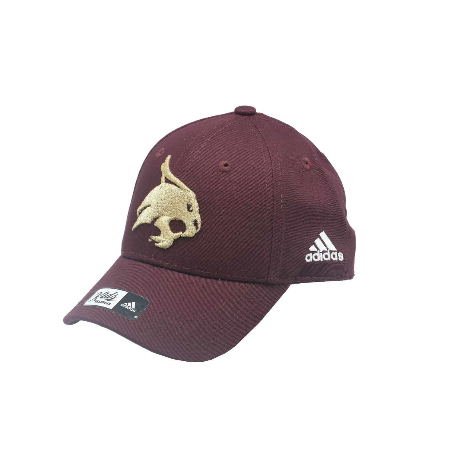 Texas State Bobcats Official NCAA Adidas Infant Toddler Size Adjustable Hat  Cap 85136b79c249