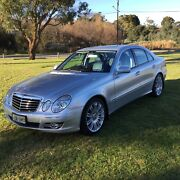 2007 Mercedes-Benz E280 Sedan Happy Valley Morphett Vale Area Preview