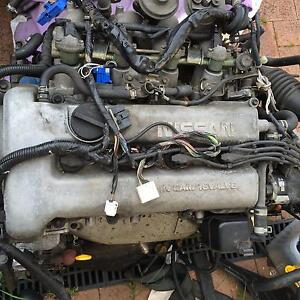 Nissan Pulsar SSS SR20 motor complete with automatic gearbox Casula Liverpool Area Preview
