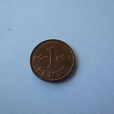 1 Penni von 1963 aus Finnland