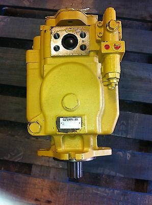 Caterpillar 24h Motor Grader Hydraulic Pump 121-4312  Or-7686