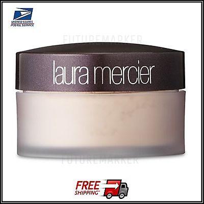 LAURA MERCIER Loose Setting Face Powder Makeup Translucent No.1 - Size 1 oz NEW