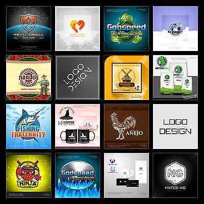 Professional Logo Design, Vector Logo Design, Mascot Design, Unlimited Revision