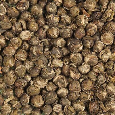 100g Tè gelsomino Jade Pearl sciolto Jasmin Tè Perline Tè Verde Tè verde