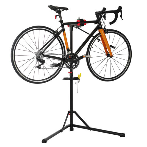Bike Repair Stand Pro Home Mechanics Bicycle Repair Workstand  Adjustable