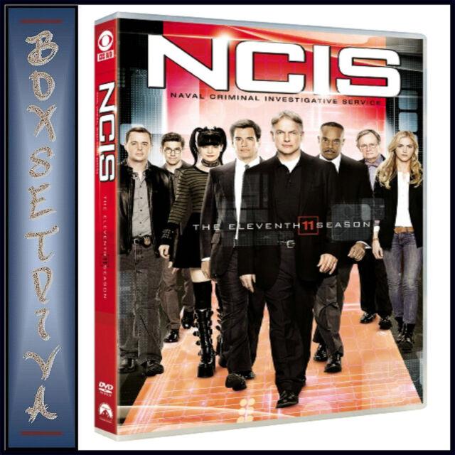 NCIS -  COMPLETE SEASON 11   *BRAND NEW DVD***