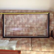 Display frame with clear plastic face Bethania Logan Area Preview
