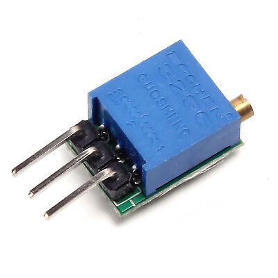 5-15V 0.5Hz-70Hz Square Output Adjustable Vibrator Pulse Generator Signal Source