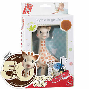 SOPHIE THE GIRAFFE | Sophie La Girafe Teething Toy | Sophie Teether in Gift Box
