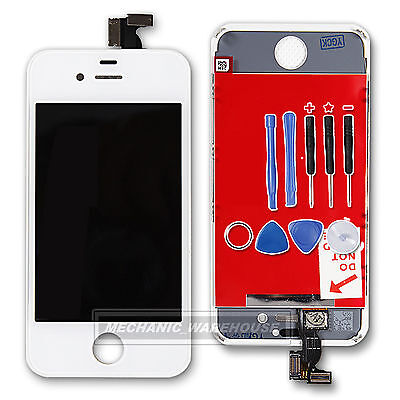 REPLACEMENT FOR IPHONE 4S PREMIUM QUALITY LCD TOUCH SCREEN DIGITIZER ASSEMBLY UK