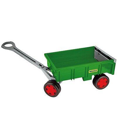 Carretilla Verde Wader Remolque para Gigante Camión Tractor JUGUETES NIÑOS