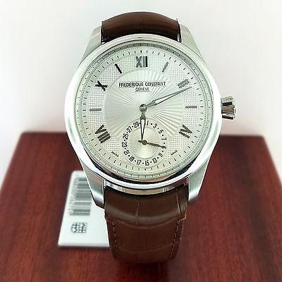 FREDERIQUE CONSTANT MAXIME MANUFACTURE MEN'S WATCH FC-700MS5M6-DBR NEW!! $2,995