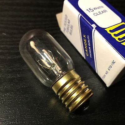 Used, 2-pack of Lava Lite 5015-6 for 10-inch Lava Lamp 15W light bulb (T7 e17 base) for sale  Knoxville